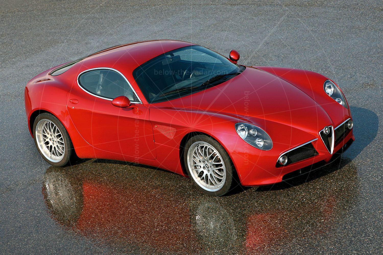 Alfa's gorgeous 8C prototype | Alfa Romeo 8C Competizione concept