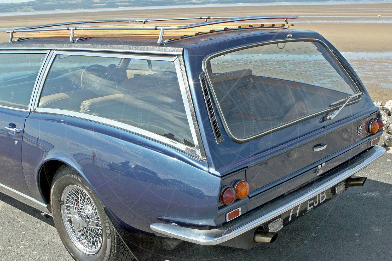 Aston Martin DBS6 shooting brake by Panelcraft Pic: magiccarpics.co.uk   Aston Martin DBS6 shooting brake by Panelcraft