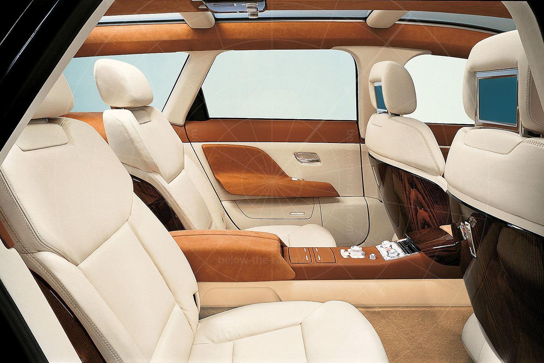 Audi Avantissimo interior Pic: Audi | Audi Avantissimo interior