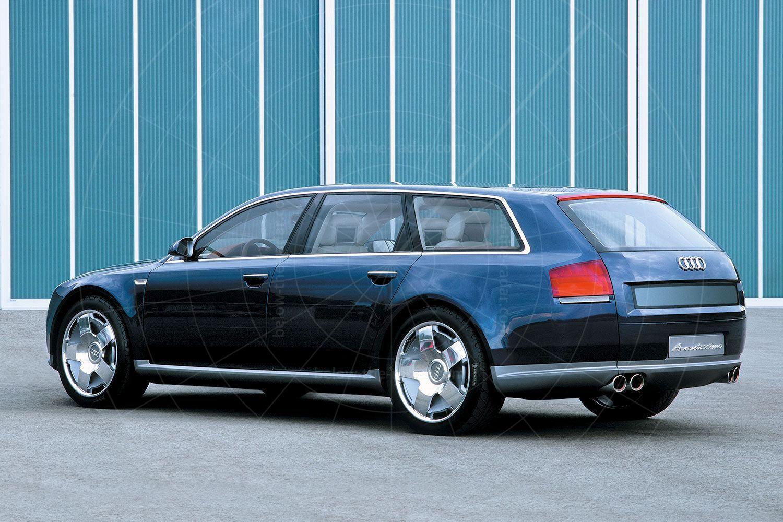 Audi Avantissimo Pic: Audi | Audi Avantissimo