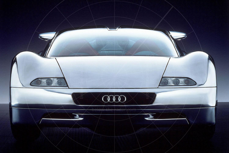Audi Avus Pic: Audi   Audi Avus