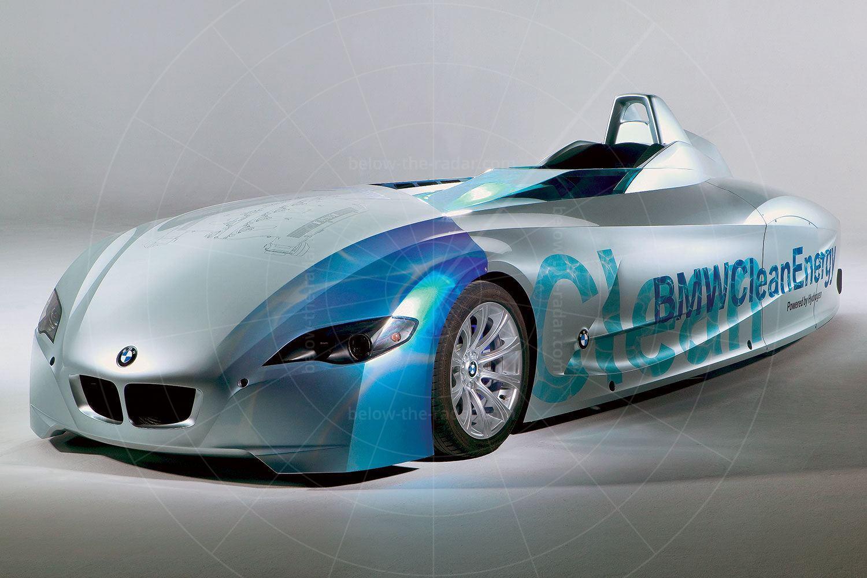 BMW H2R: hydrogen racer | BMW H2R