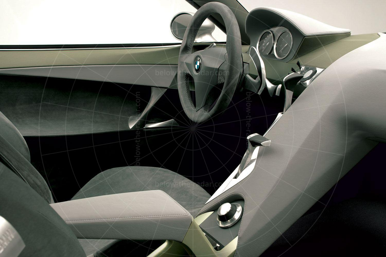 BMW xCoupé dashboard Pic: BMW   BMW xCoupé dashboard