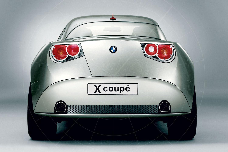 BMW xCoupé Pic: BMW   BMW xCoupé