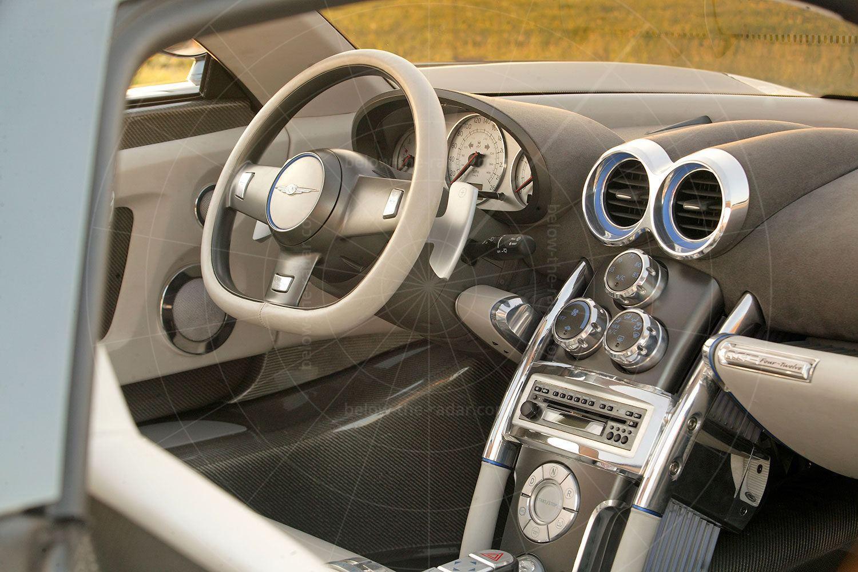 Chrysler ME Four-Twelve dashboard Pic: Chrysler | Chrysler ME Four-Twelve dashboard