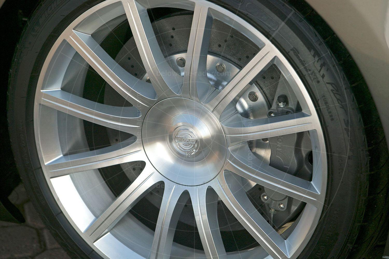 Chrysler ME Four-Twelve alloy wheel Pic: Chrysler | Chrysler ME Four-Twelve alloy wheel