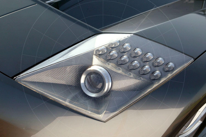 Chrysler ME Four-Twelve headlight Pic: Chrysler | Chrysler ME Four-Twelve headlight
