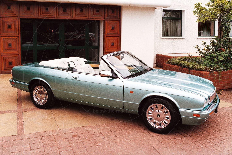 Daimler's beautiful drop-top Corsica | Daimler Corsica
