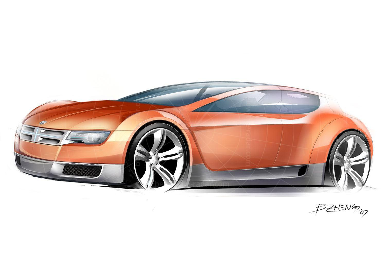 Dodge Zeo Pic: Dodge | Dodge Zeo sketch