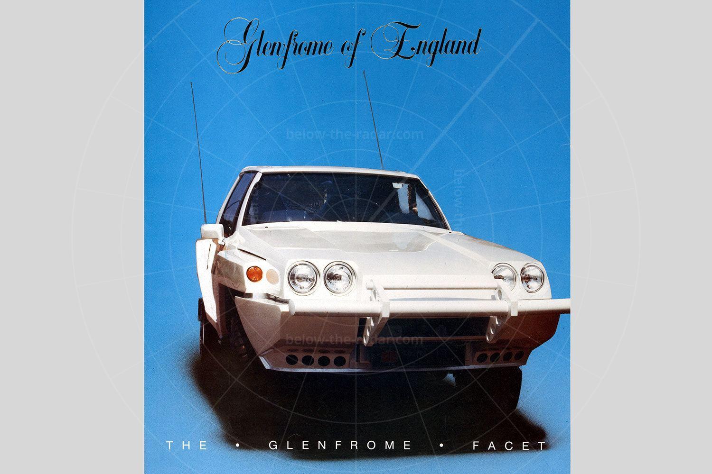 Glenfrome Facet, based on the Range Rover Classic Pic: magiccarpics.co.uk | Glenfrome Facet, based on the Range Rover Classic