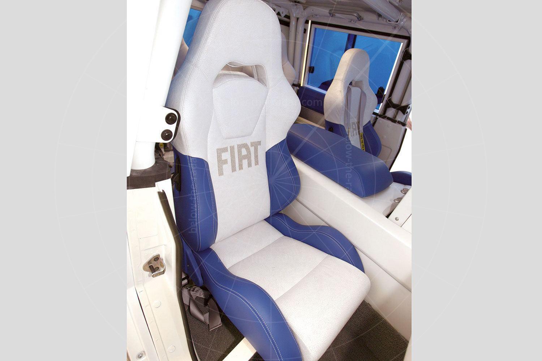 Fiat Oltre interior Pic: Fiat   Fiat Oltre interior