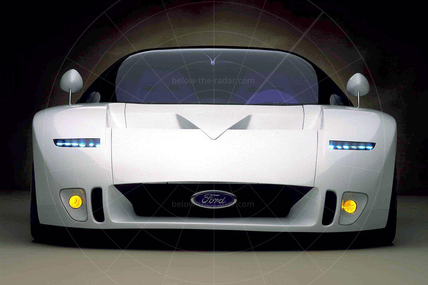 Ford GT90 Pic: Ford   Ford GT90