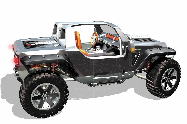 Jeep Hurricane Pic: Jeep | Jeep Hurricane