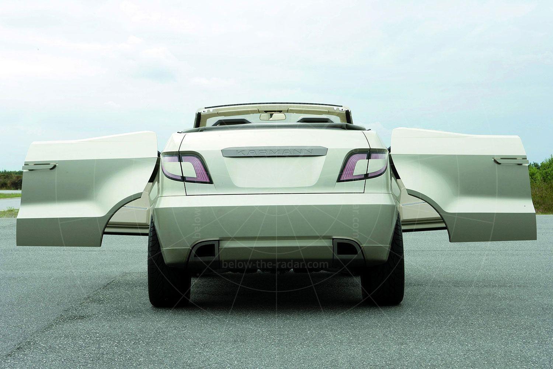 Karman Sport Utility Cabriolet Pic: magiccarpics.co.uk |