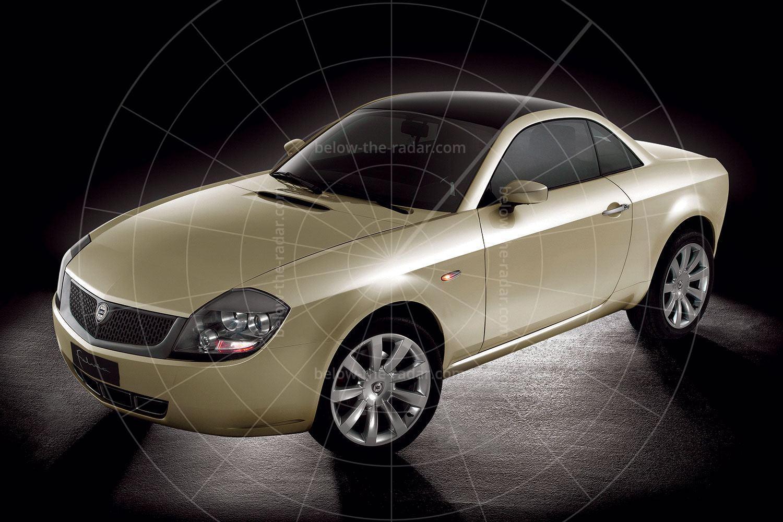 Lancia Fulvia concept