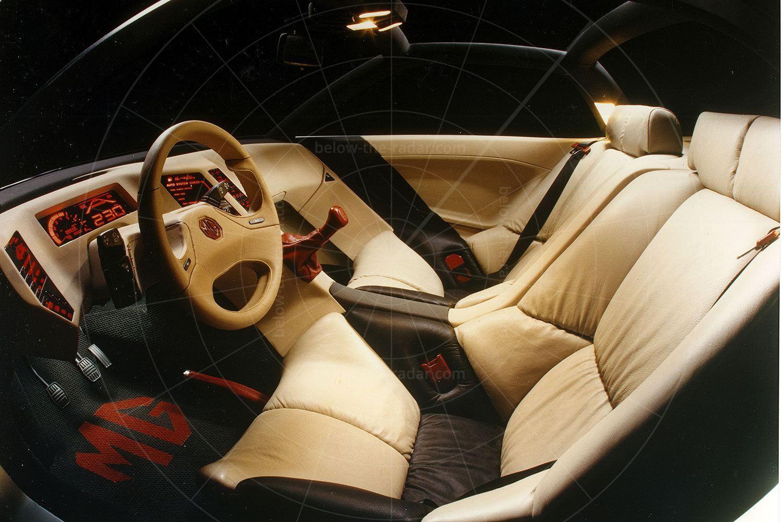 MG EX-E interior Pic: magiccarpics.co.uk | MG EX-E interior