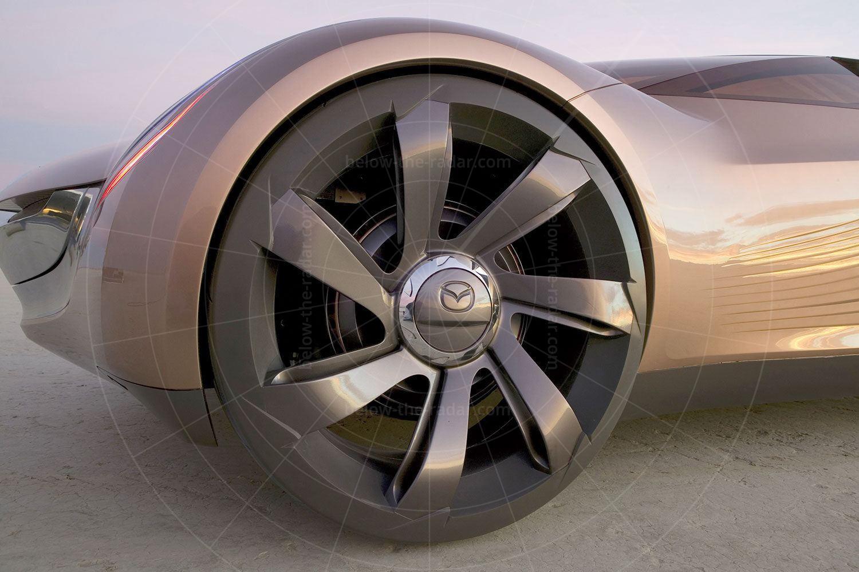 Mazda Nagare Pic: Mazda | Mazda Nagare wheel