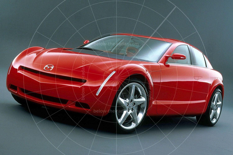 Mazda RX-Evolv
