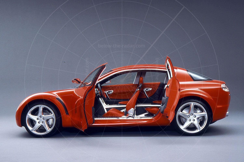 Mazda RX-Evolv Pic: Mazda | Mazda RX-Evolv