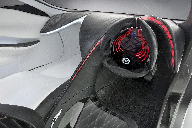 Mazda Taiki dashboard Pic: Mazda | Mazda Taiki dashboard