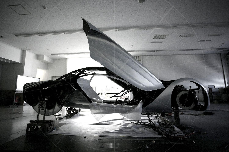 Mazda Taiki being built Pic: Mazda | Mazda Taiki being built