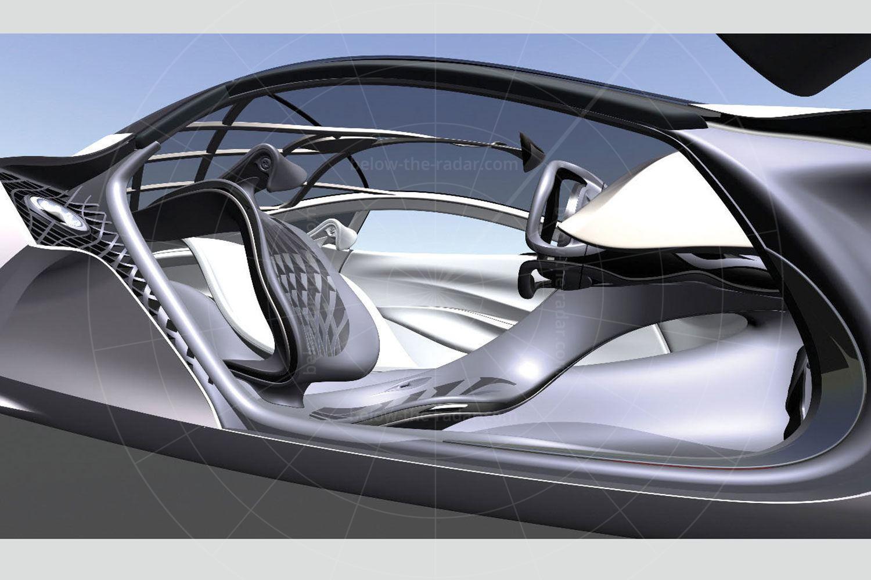 Mazda Taiki interior Pic: Mazda | Mazda Taiki interior
