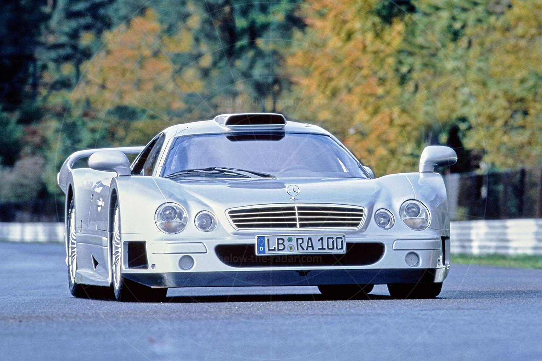 Mercedes CLK GTR coupé prototype Pic: Mercedes-Benz | Mercedes CLK GTR coupé prototype