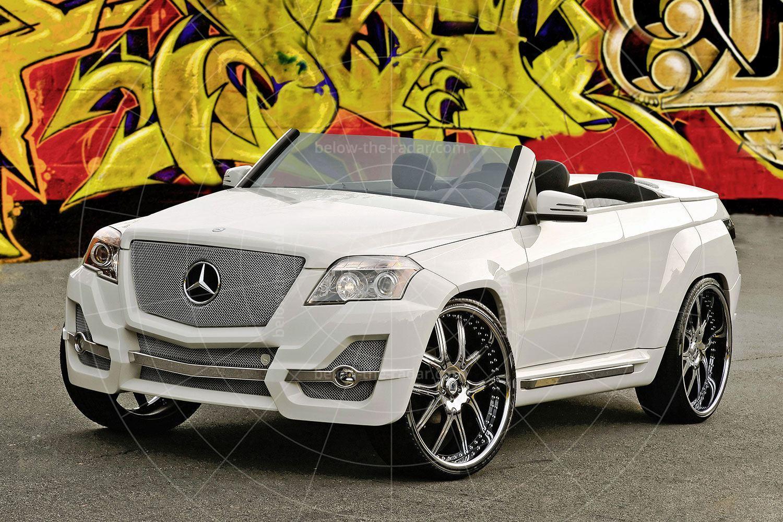 Mercedes GLK Urban Whip