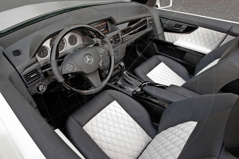Mercedes GLK Urban Whip interior Pic: Mercedes | Mercedes GLK Urban Whip interior