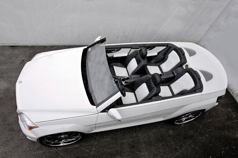 Mercedes GLK Urban Whip Pic: Mercedes | Mercedes GLK Urban Whip