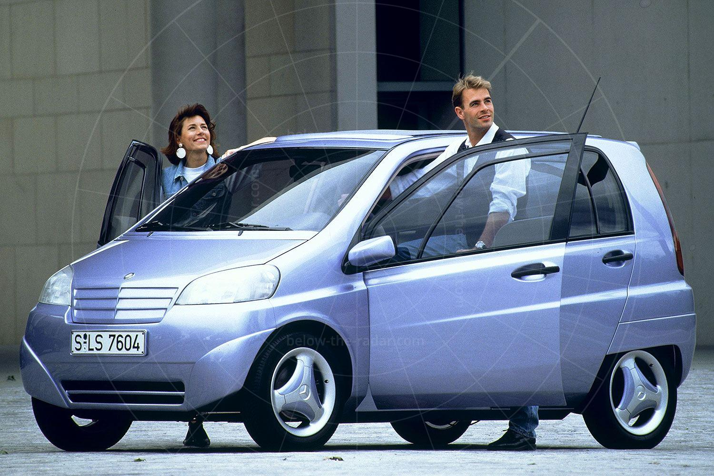 Mercedes Vision A93