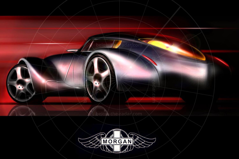Morgan Aeromax sketch Pic: Morgan   Morgan Aeromax sketch