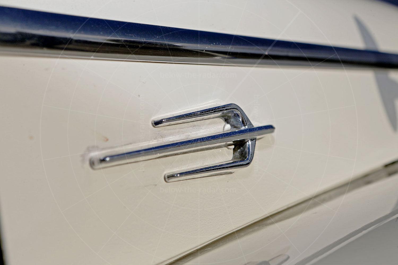 PV445 Valbo drophead coupé chrome trim Pic: magiccarpics.co.uk | PV445 Valbo drophead coupé chrome trim