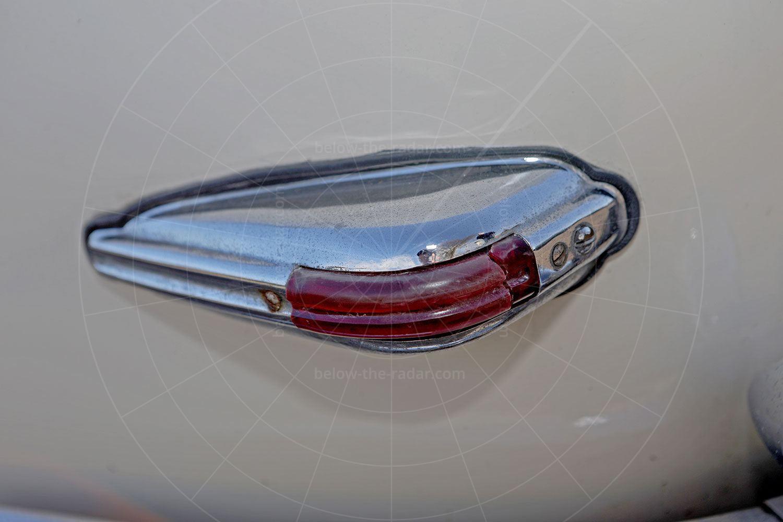 PV445 Valbo drophead coupé rear light Pic: magiccarpics.co.uk | PV445 Valbo drophead coupé rear light