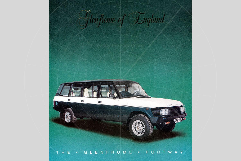 Glenfrome Portway brochure Pic: magiccarpics.co.uk | Glenfrome Portway brochure