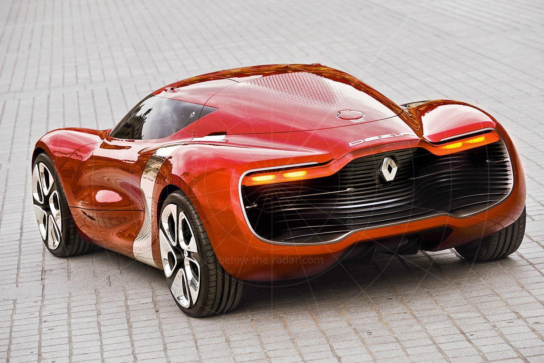 Renault DeZir Pic: Renault | Renault DeZir