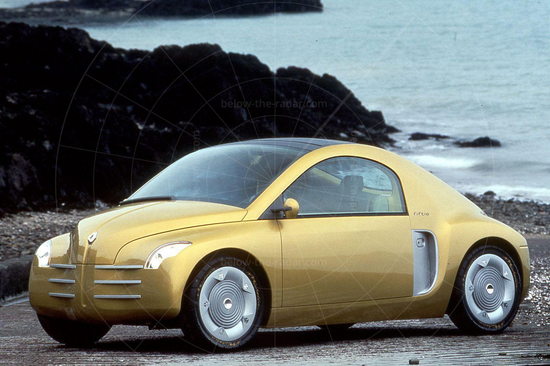 Renault Fiftie Pic: Renault   Renault Fiftie