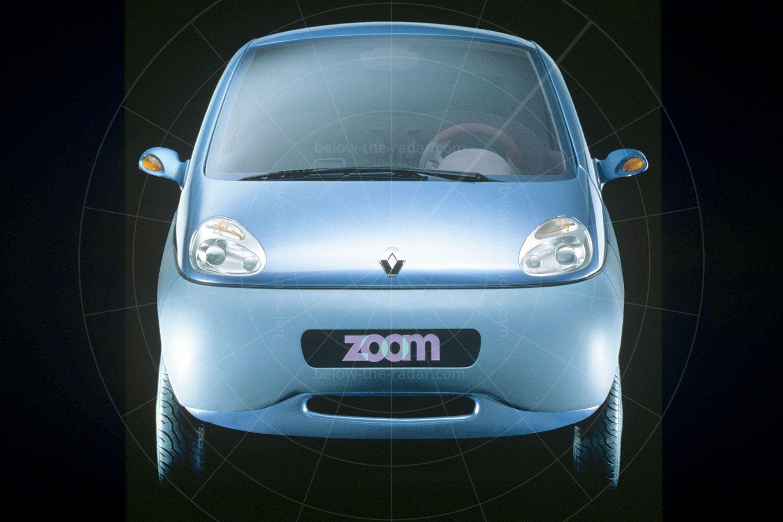 Renault Zoom Pic: Renault   Renault Zoom