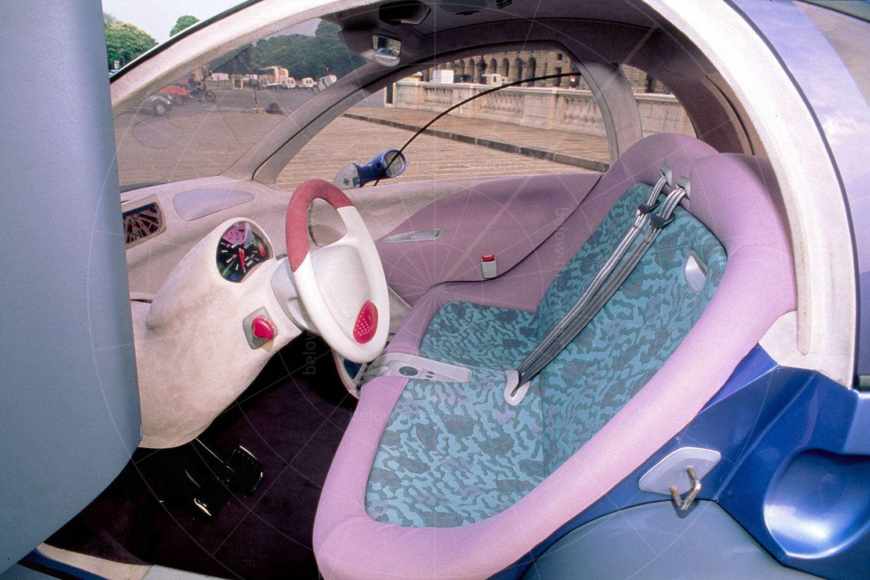 Renault Zoom interior Pic: Renault   Renault Zoom interior