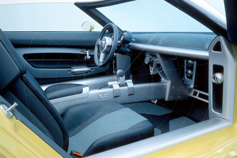 SEAT Formula interior Pic: SEAT | SEAT Formula interior