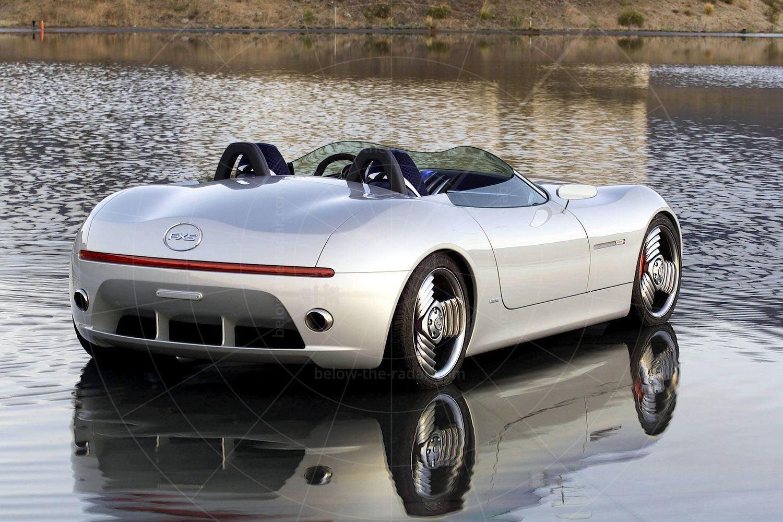 Toyota FXS Pic: Toyota | Toyota FXS