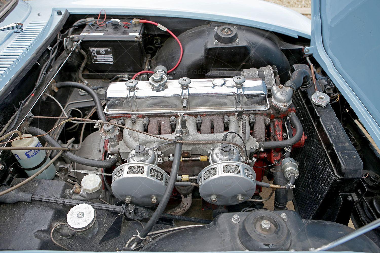Triumph Fury engine bay Pic: magiccarpics.co.uk | Triumph Fury engine bay