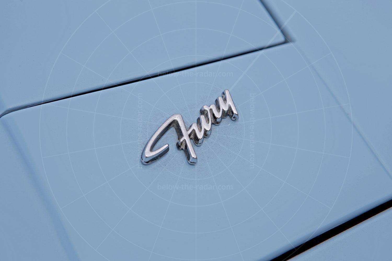Triumph Fury badge Pic: magiccarpics.co.uk | Triumph Fury badge