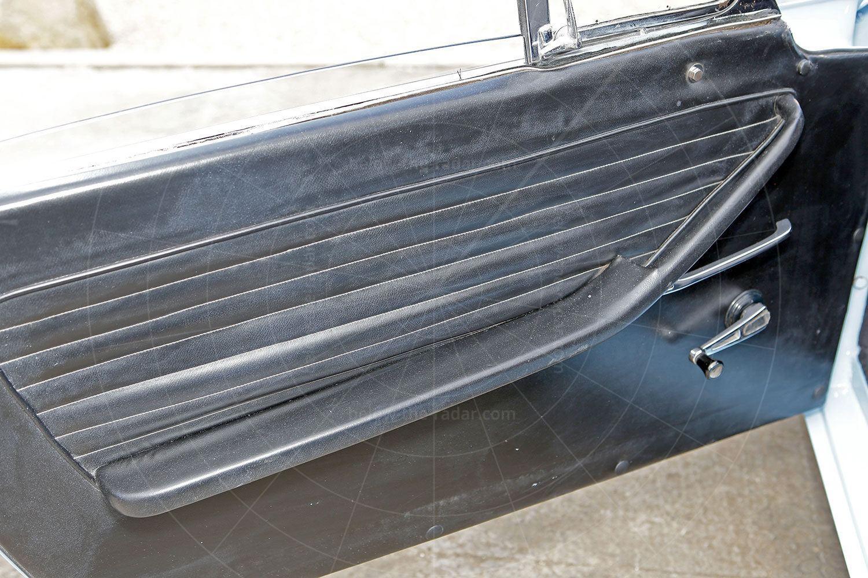 Triumph Fury door trim Pic: magiccarpics.co.uk | Triumph Fury door trim