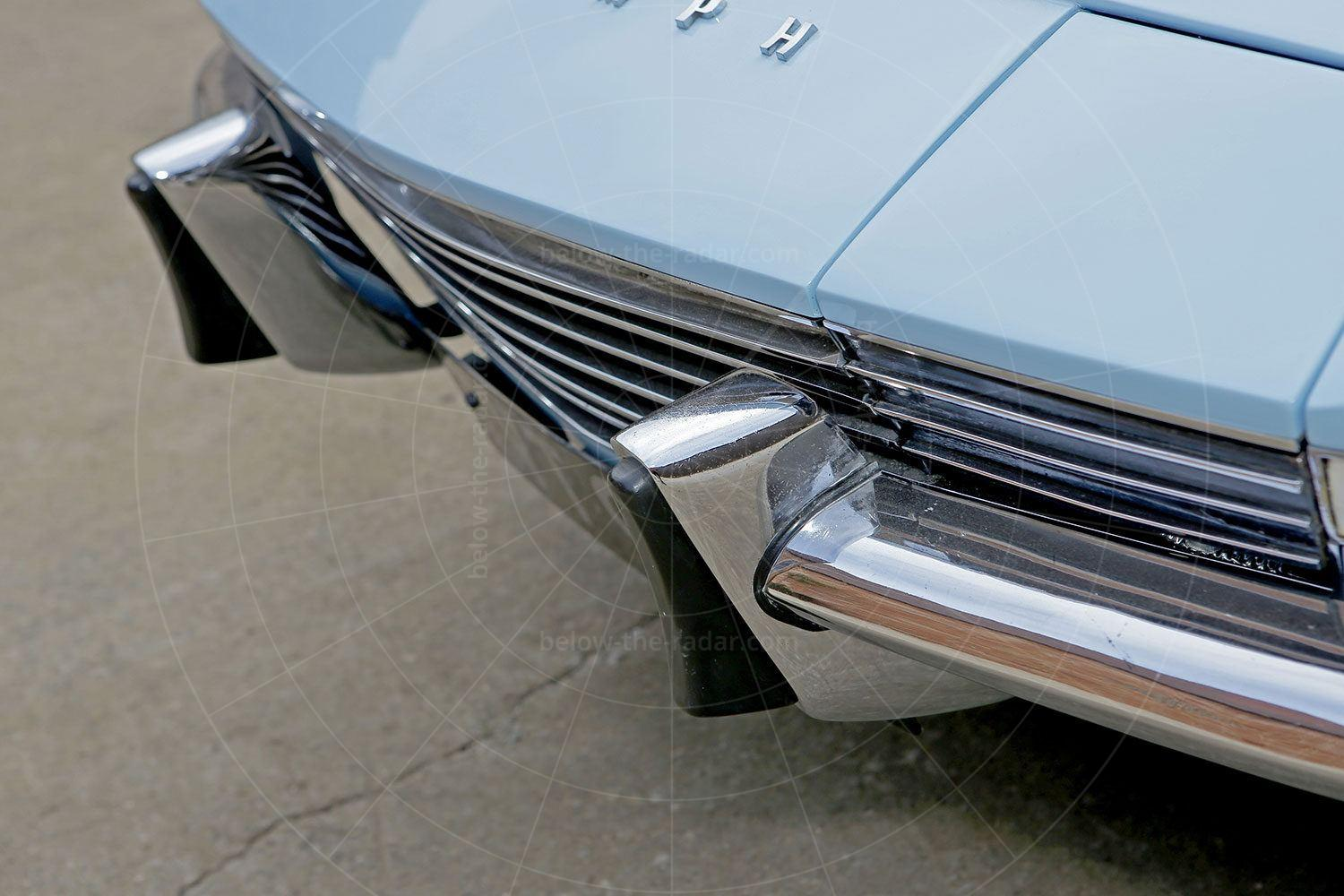 Triumph Fury bumpers and over-riders Pic: magiccarpics.co.uk | Triumph Fury bumpers and over-riders