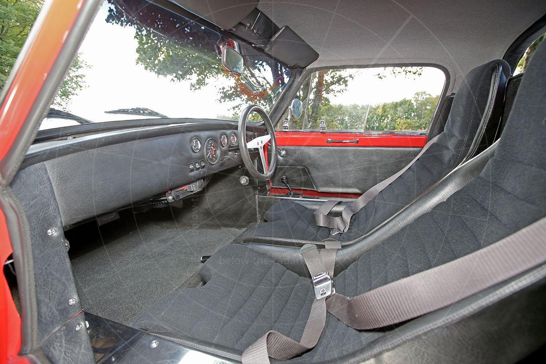 Unipower GT interior Pic: magiccarpics.co.uk | Unipower GT interior