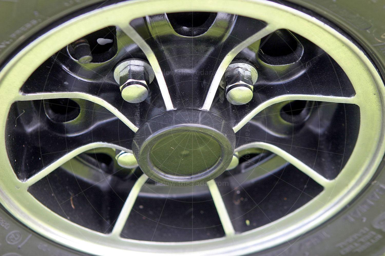 Unipower GT alloy wheel Pic: magiccarpics.co.uk | Unipower GT alloy wheel