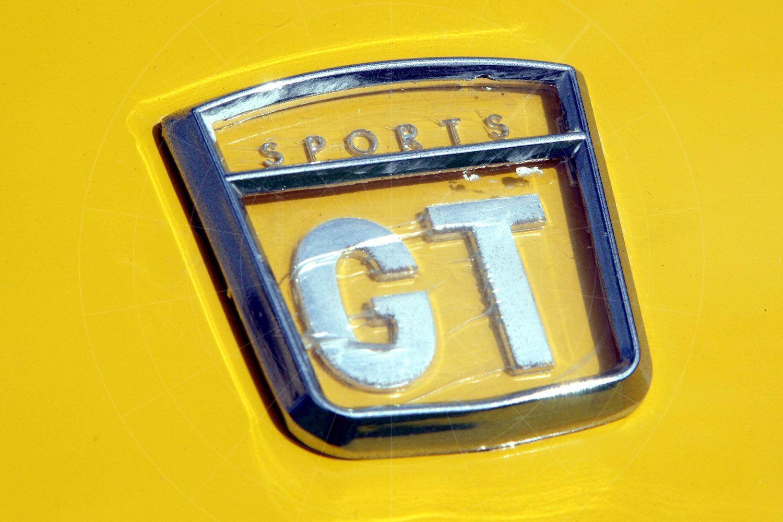 Unipower GT badge Pic: magiccarpics.co.uk | Unipower GT badge