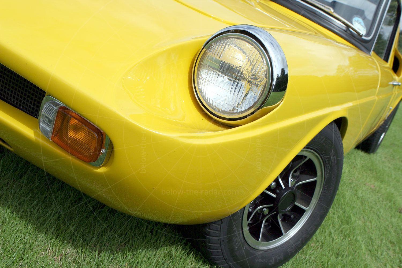 Unipower GT headlight Pic: magiccarpics.co.uk | Unipower GT headlight