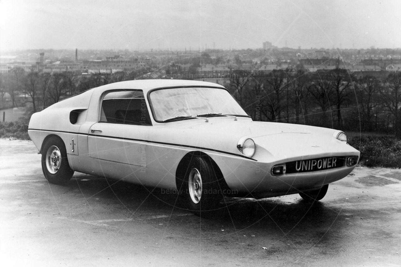 Unipower GT prototype Pic: magiccarpics.co.uk | Unipower GT prototype
